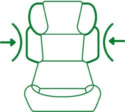 Proteccion lateral Cybex Solution