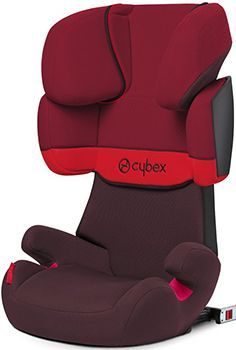Silla de coche - Cybex Solution X-Fix